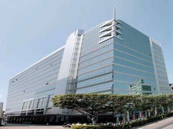 展元貿易 - 廠辦大樓